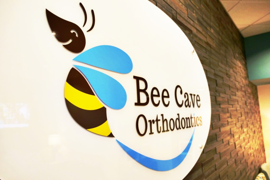 Bee Cave Orthodontics sign