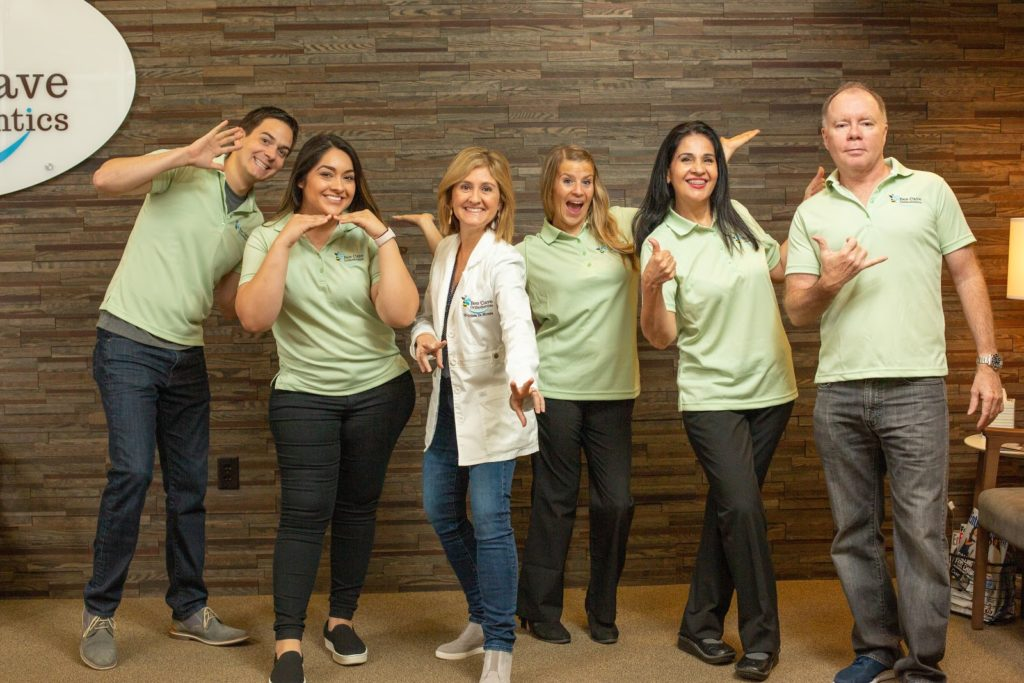 Bee Cave Orthodontics team