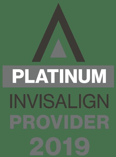 invisalign platinum logo